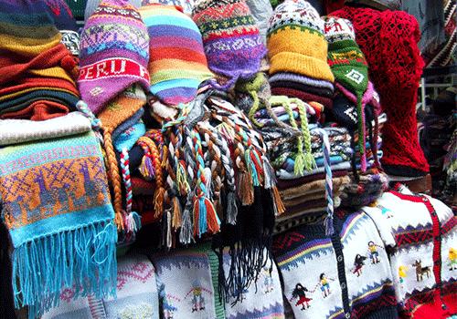 Peru-handicrafts