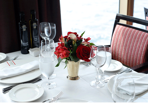 Canaletto-Holland-America--Dining-options