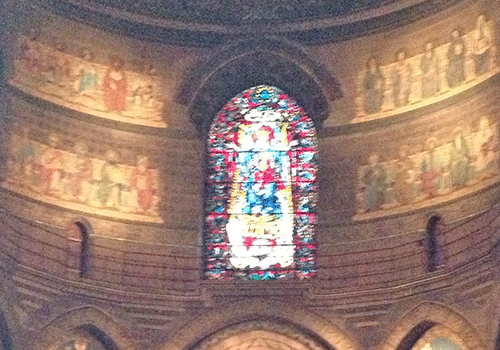 Strasbourg-Notre-Dame-Cathedral-stained -glass