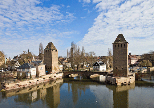 Strasbourg-Towers